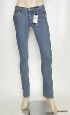 Nwt $128 Juicy Couture Skinny Denim Jeans Pants Trousers ~Light Vintage Wash *26