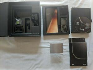 Nokia 8800 Sirocco Black Edition - Boxed & Unlocked - FAULTY