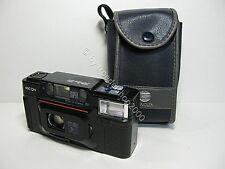 74) ältere Kleinbild Kamera RICOH FF - 3 AF Super Rikenon Linse 1:3.2 f=35mm