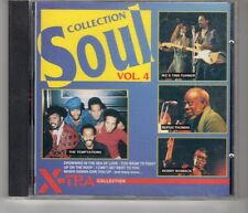 (HH899) Soul Collection Vol 4, 16 tracks various artists - 1993 CD