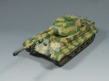 1/35 prebuilt and painted WW2 King tiger