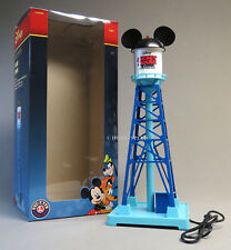 LIONEL DISNEY BLINKING INDUSTRIAL WATER TOWER O GAUGE PLUG N PLAY 6-84499 NEW