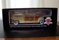 Motor City Classics 1/18 Scale Chrysler Town & Country