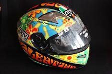 AGV Signature Series: Ti-Tech Valentino Rossi GP Valencia 2003 replica (NA)
