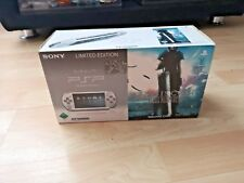 PSP 2000 Slim & Lite Crisis Core - Final Fantasy VII - FFVII 10th Anniversary