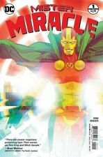 Mister Miracle #1 2nd Print Variant DC Comics TOM KING MITCH GERADS