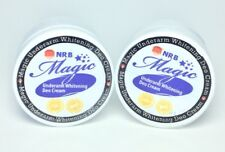 2 Jars Magic Underarm Bleaching Armpit  Whitening Deodorant Deo Cream