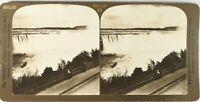 USA Niagara Falls, Foto Stereo Vintage Analogica PL62L6