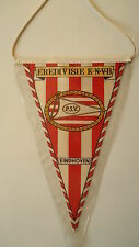 Wimpel Pennant P.S.V. Eindhoven # 16 x 27 cm