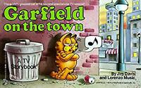 Garfield on the Town Paperback Jim Davis