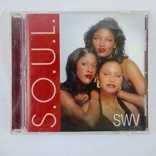 S.O.U.L., SWV, CD 2011 Sony Records