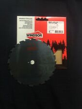 WINDSOR Brushcutter Blade MAXI-225-20 Sweden -fits shaft 20mm. RRP$35 CLEARANCE!