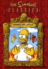 Die Simpsons - Himmel und Hölle DVD gebr. gut