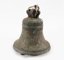 Church Bell - CAMPANA da Chiesa in BRONZO, J. Beckman - Stockholm, 1870