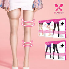 [FLASEEK] Compression Leg Support Pantyhose See Through - Coffee (10 F.S.P.)