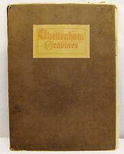 CHELTENHAM GRAVURES.Holyrood Series,The Gallery of Art,London; Fair