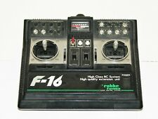Robbe Futaba F-16 RC Sender/Fernsteuerung HR453
