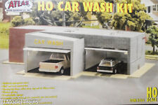 "Atlas HO #764 Car Wash Plastic Kit -- 7-9/16 x 6"" 19.2 x 15.2cm"