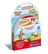 Cartuccia Smart TV Winnie Pooh - CLEMENTONI - 8005125137510
