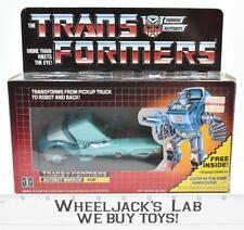 Kup MIB 100% Complete 1986 Vintage Hasbro Action Figure G1 Transformers
