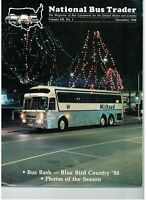 1988 BLUE BIRD Bus Bash Convention – 1988 National Bus Trader Magazine