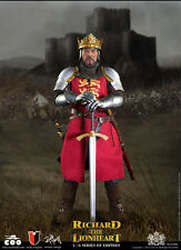 COOMODEL Empire Series - King of England Richard the Lionheart 1/6 Figure NO BOX