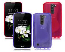 Fundas Para LG K7 de silicona/goma para teléfonos móviles y PDAs