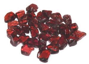 Garnet Rough Loose Gemstone For Jewelry WONDERFUL~~ Red Garnet Rough Gemstone AH-106 Natural Mozambique Garnet Rough 18x12 mm