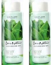 ORIGINAL Oriflame Face Wash (150 ML) Love nature cleansing Gel with free shiping