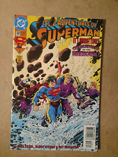 ADVENTURES OF SUPERMAN #508 FIRST PRINT DC COMICS (1993)