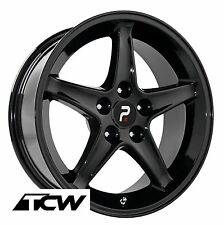 Ford Mustang Wheels Cobra R 1995 Gloss Black Rims 5 lug 17x9 inch fit 1994-2004