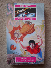 'Doctor Who: The New Adventures - Parasite' by Jim Mortimore - Nr MINT