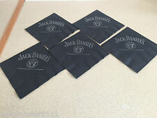 5 JACK DANIEL'S PAPER TABLE KNAPKINS