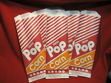 Gold Medal Popcorn Bags 1 Oz 25 Bags Brand New 4 2054 4 3 12 X 2x9 34