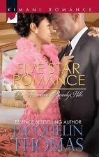 Five Star Romance (Harlequin Kimani RomanceThe Alexanders)-ExLibrary