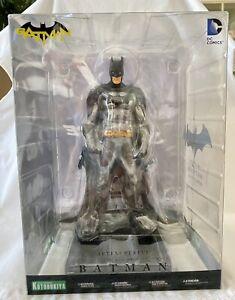 "Kotobukiya DC Comics Batman Artfx Statue 1/10 Scale Prepainted 8"" Figure NIB"