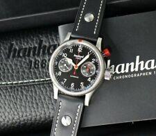 Hanhart Pioneer Mark Un 714.210-001 Chronographe Automatique Fait En Allemagne