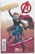 Avengers #1 Ribic Variant 1:50 (2012)