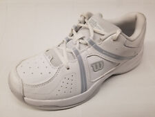 Junior's Wilson NVision Envy Preowned Tennis Shoe Size 4