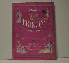 DISNEY'S PRINCESS COLLECTION Volume 1: Easy Piano MUSIC BOOK SHEET MUSIC