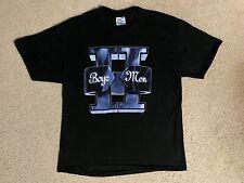RARE Vintage 1994 Boyz II Men T Shirt Concert Rap Tee 90s Single Stitch Promo XL