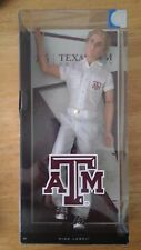 Texas T&M University Collector Ken Doll Barbie NEW Pink Label Mattel
