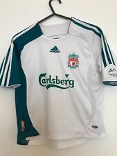 Liverpool 2006/07 3rd Football Shirt Childrens Size 26/28 Approx 7-8y