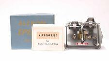 Alcron Klebepresse Film Splicer Schneidegeräte für 8 mm und 16 mm Filme Nr.112