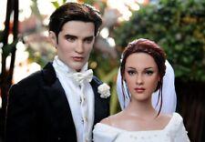 New ListingBarbie Collector Twilight Saga Breaking Dawn Part 1 Bella and Edward Pink Label