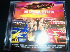 V8 Supercars No Special Effects  Full Tank OF Rock Vol 3 Various CD – Like New