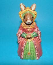 ROYAL DOULTON Bunnykins figurine Tudor ' Jane Seymour ' DB308 1ST Quality BOXED