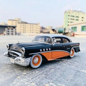 1:26 1955 Buick century car modified version Die casting alloy car