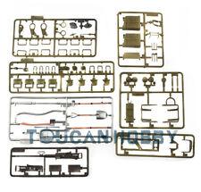 HengLong 1/16 Usa Walker Bulldog Rc Tank Spare Plastic 3839 Diy Model Parts