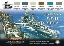 LIFECOLOR CS25 U.S. Navy WW.II Set 2 (12.84 EUR/100 ml)